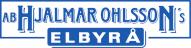 Hjalmar Ohlssons Elbyrå Logo